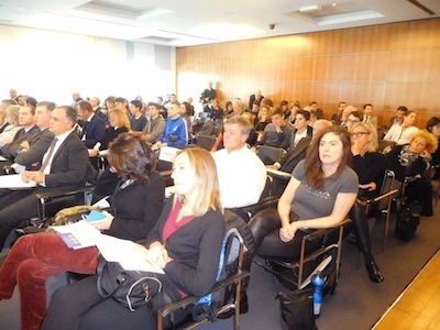 SKIN at Ecomondo, NFTPS & Effost Conference