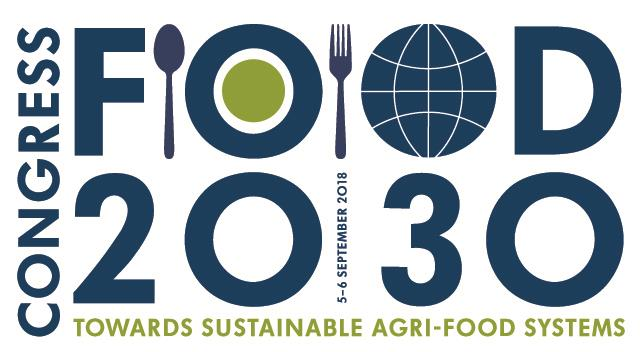 FOOD 2030: Towards sustainable agri-food systems
