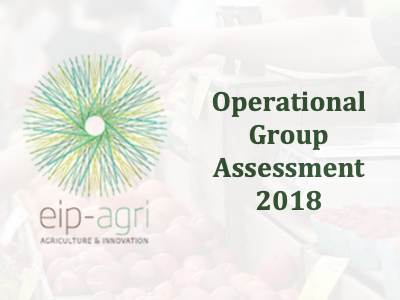EIP-AGRI Operational Groups assessment 2018