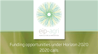 Horizon 2020 funding for agriculture and forestry