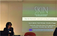 The Role of Thematic Networks in EU Agricultural Innovation